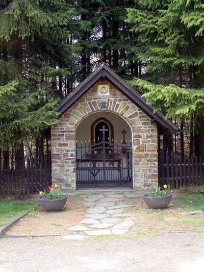 Afelskreuz-Kapelle
